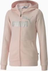 Różowa bluza dziecięca Puma