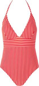 Czerwony strój kąpielowy Sloggi w stylu casual