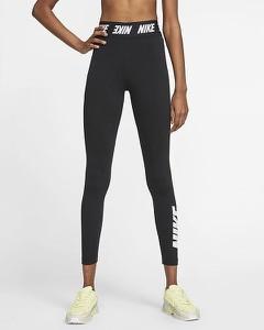Legginsy Nike z bawełny
