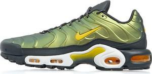 Sneakers buty Nike Air Max Plus SE anthracite/amarillo (AJ2013-005)