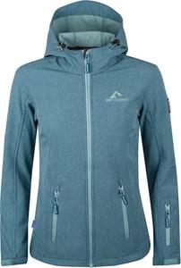 Niebieska kurtka Westfjord w sportowym stylu krótka z plaru
