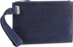 Niebieska torebka Simple mała na ramię