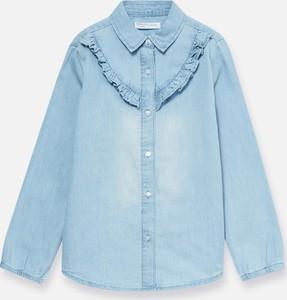 Koszula dziecięca Sinsay z jeansu