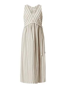 Sukienka Nadine H z bawełny midi