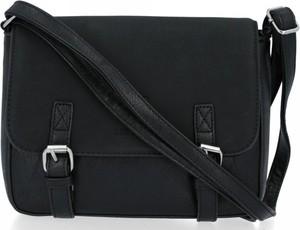 Czarna torebka Bee Bag