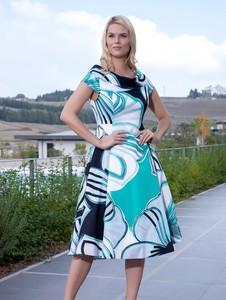 Zielona sukienka Lizabella