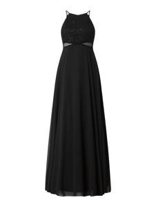 Czarna sukienka Jake*s Cocktail bez rękawów