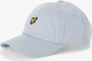 Niebieska czapka Lyle & Scott