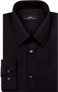 Czarna koszula giacomo conti