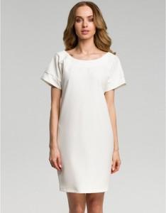 Sukienka MOE z odkrytymi ramionami