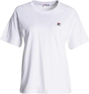 T-shirt Fila z bawełny