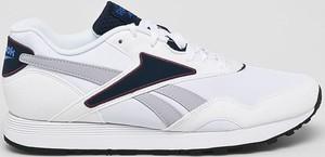 Buty sportowe Reebok sznurowane z zamszu