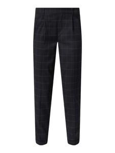 Granatowe spodnie Only