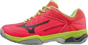 Buty sportowe Mizuno z płaską podeszwą w sportowym stylu