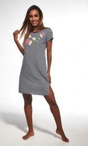 T-shirt Cornette z bawełny z nadrukiem