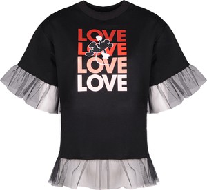 "T-shirt Sugarbird T-shirt ""boria Mickey"" z tiulu"
