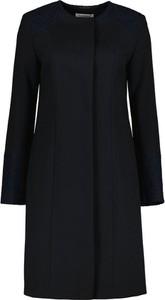 Płaszcz Lavard w stylu casual z tkaniny