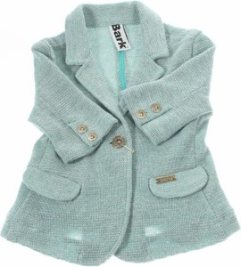 Niebieski sweter Bark
