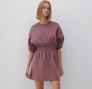 Sukienka Reserved z dresówki