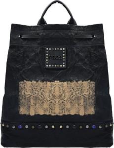 3ba770387552c Czarne plecaki NOBO, kolekcja wiosna 2019