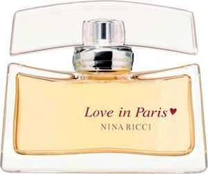 Nina Ricci Love In Paris woda perfumowana 50 ml