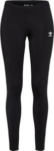 Czarne legginsy Adidas Originals w stylu casual