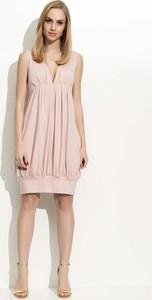 Sukienka Makadamia bez rękawów mini