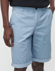 Niebieskie spodenki Reserved w stylu casual