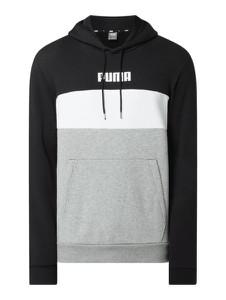 Czarna bluza Puma Performance w młodzieżowym stylu z bawełny