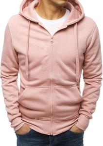 Różowa bluza Dstreet