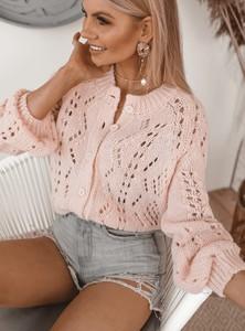 Różowy sweter SELFIEROOM
