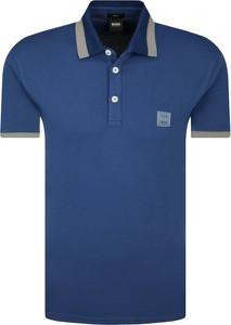 Koszulka polo Hugo Boss w stylu casual
