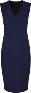 Niebieska sukienka Nife mini