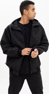 Czarna kurtka Metoda Sport w stylu casual