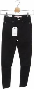 Czarne jeansy Miss Selfridge w street stylu