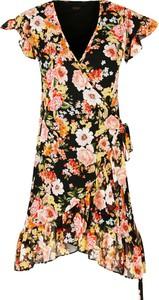 Sukienka Liu-Jo mini z krótkim rękawem