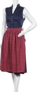 Sukienka Berwin & Wolff z dekoltem w kształcie litery v bez rękawów