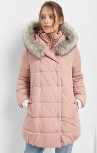 Różowa kurtka ORSAY z tkaniny