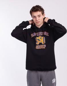Czarna bluza SSG w młodzieżowym stylu