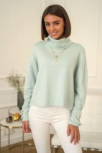 Sweter Popatu z wełny