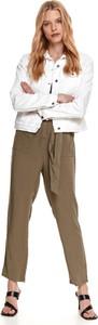 Kurtka Top Secret w stylu casual krótka z tkaniny