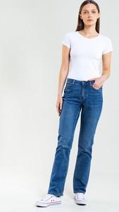 Niebieskie jeansy Big Star w stylu casual