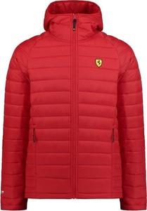Kurtka Ferrari w stylu casual