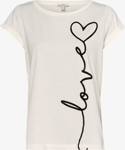 T-shirt Esprit z okrągłym dekoltem