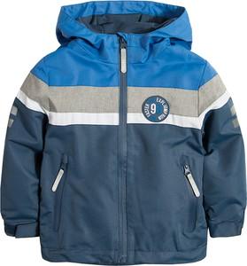 Niebieska kurtka dziecięca Cool Club