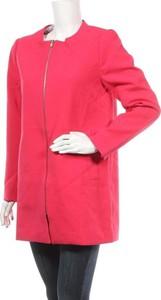 Różowy płaszcz B.young