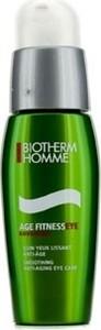 Biotherm, Homme age fitness advanced eye, Wygładzający krem przeciwstarzeniowy okolic oczu, 15 ml