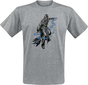 T-shirt Emp z nadrukiem w młodzieżowym stylu