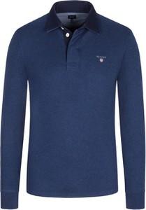 Niebieska bluza Gant
