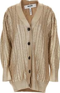 Sweter MSGM w stylu casual z bawełny